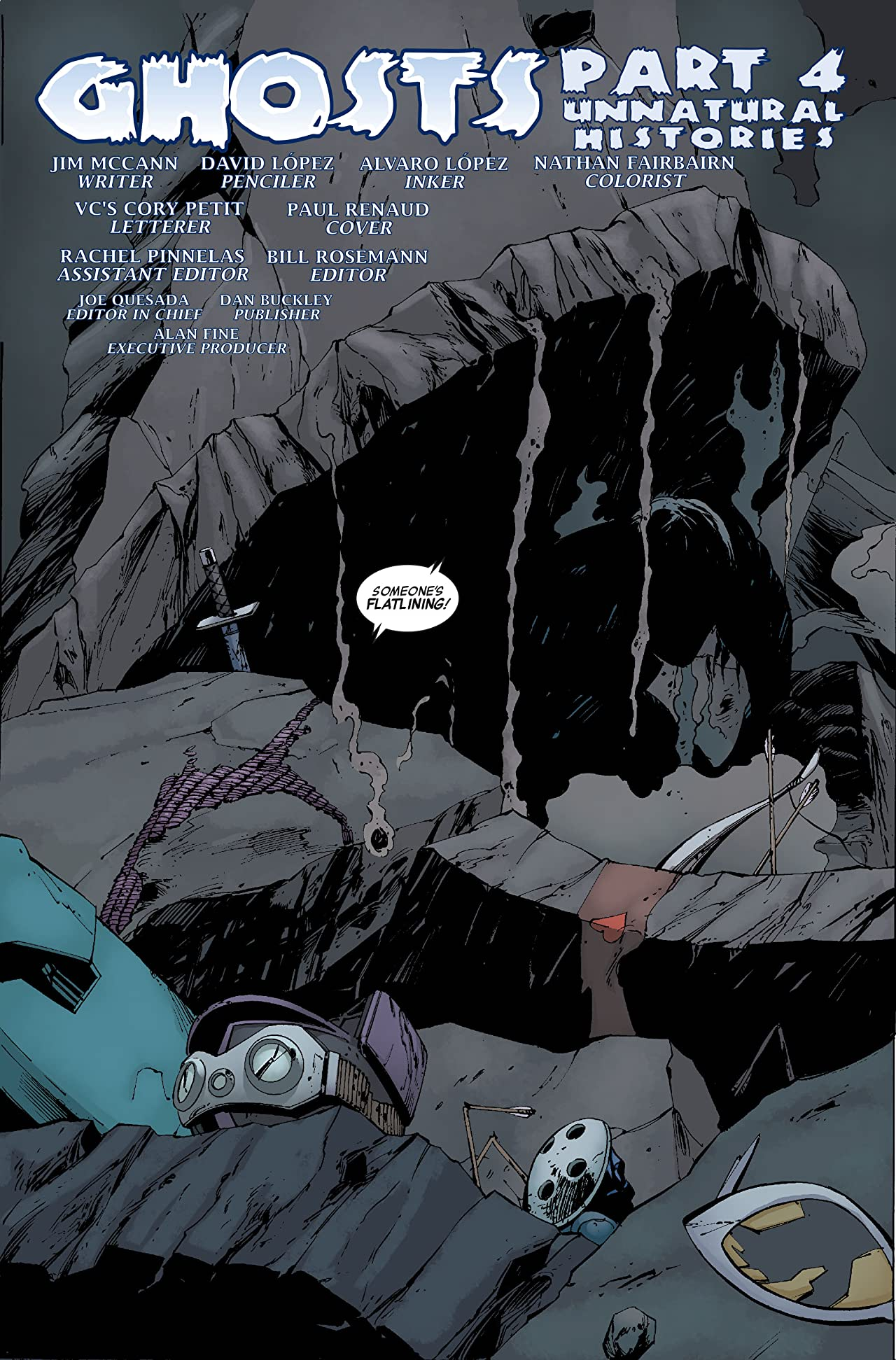Hawkeye & Mockingbird #4