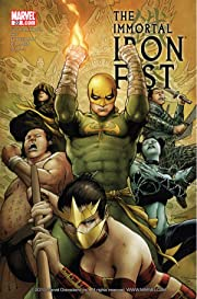 Immortal Iron Fist (2006-2009) #22