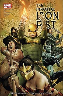 Immortal Iron Fist (2006-2009) #22