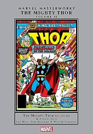Thor Masterworks Tome 16