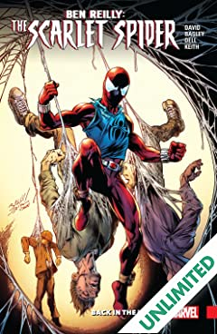 Ben Reilly: Scarlet Spider Vol. 1: Back In The Hood