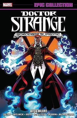Doctor Strange Epic Collection: Afterlife