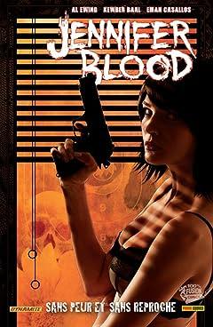 Jennifer Blood Vol. 3: Sans peur et sans reproche