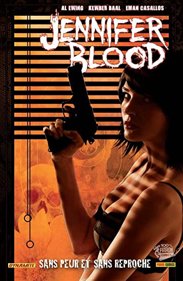 Jennifer Blood Vol. 3: Sans peur et sans reproche