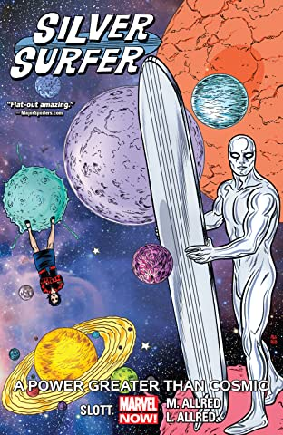 Silver Surfer Tome 5: A Power Greater Than Cosmic