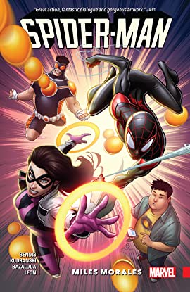 Spider-Man: Miles Morales Tome 3