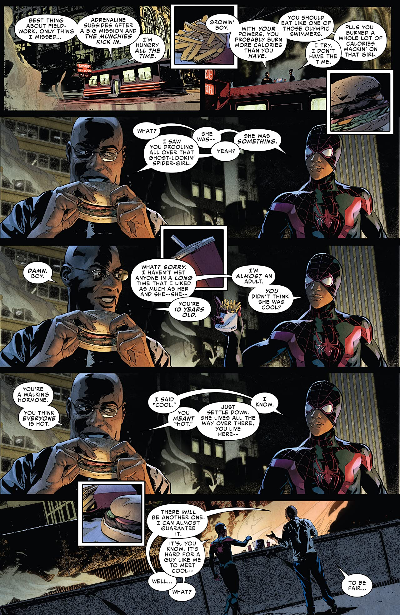 Spider-Man: Miles Morales Vol. 3