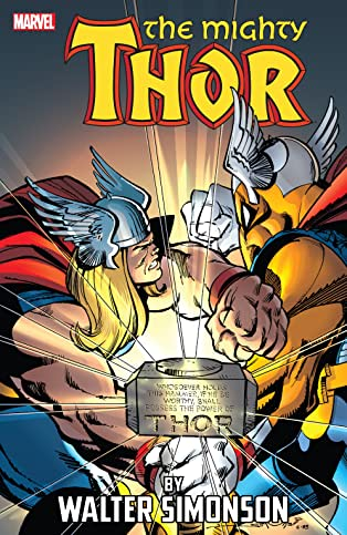 Thor by Walter Simonson Vol. 1