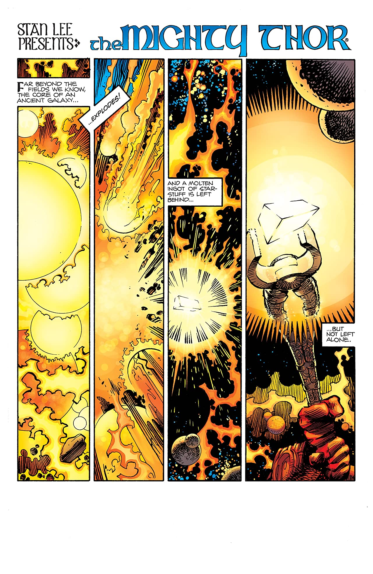 Thor by Walter Simonson Vol. 1