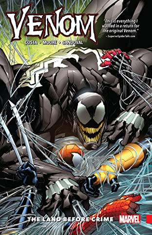Venom Vol. 2: Land Before Crime