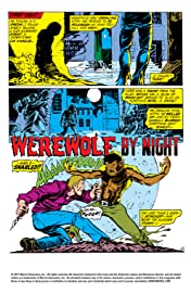 Werewolf By Night: The Complete Collection Vol. 1
