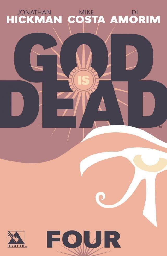 God Is Dead #4