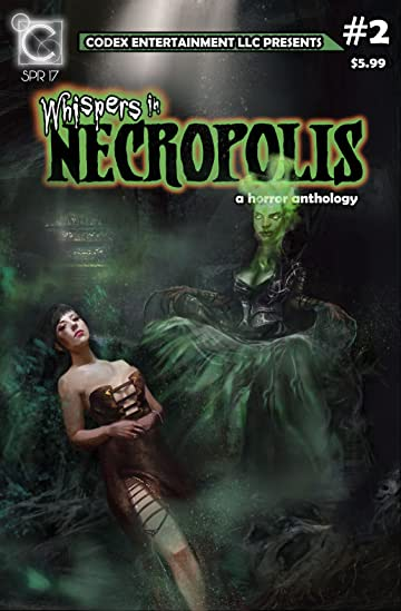 Whispers In Necropolis #2