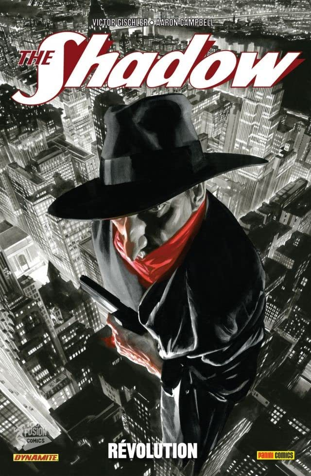 The Shadow Vol. 2: Révolution