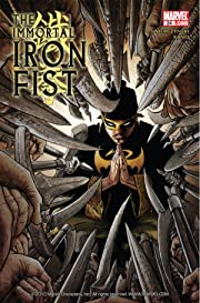 Immortal Iron Fist (2006-2009) #24