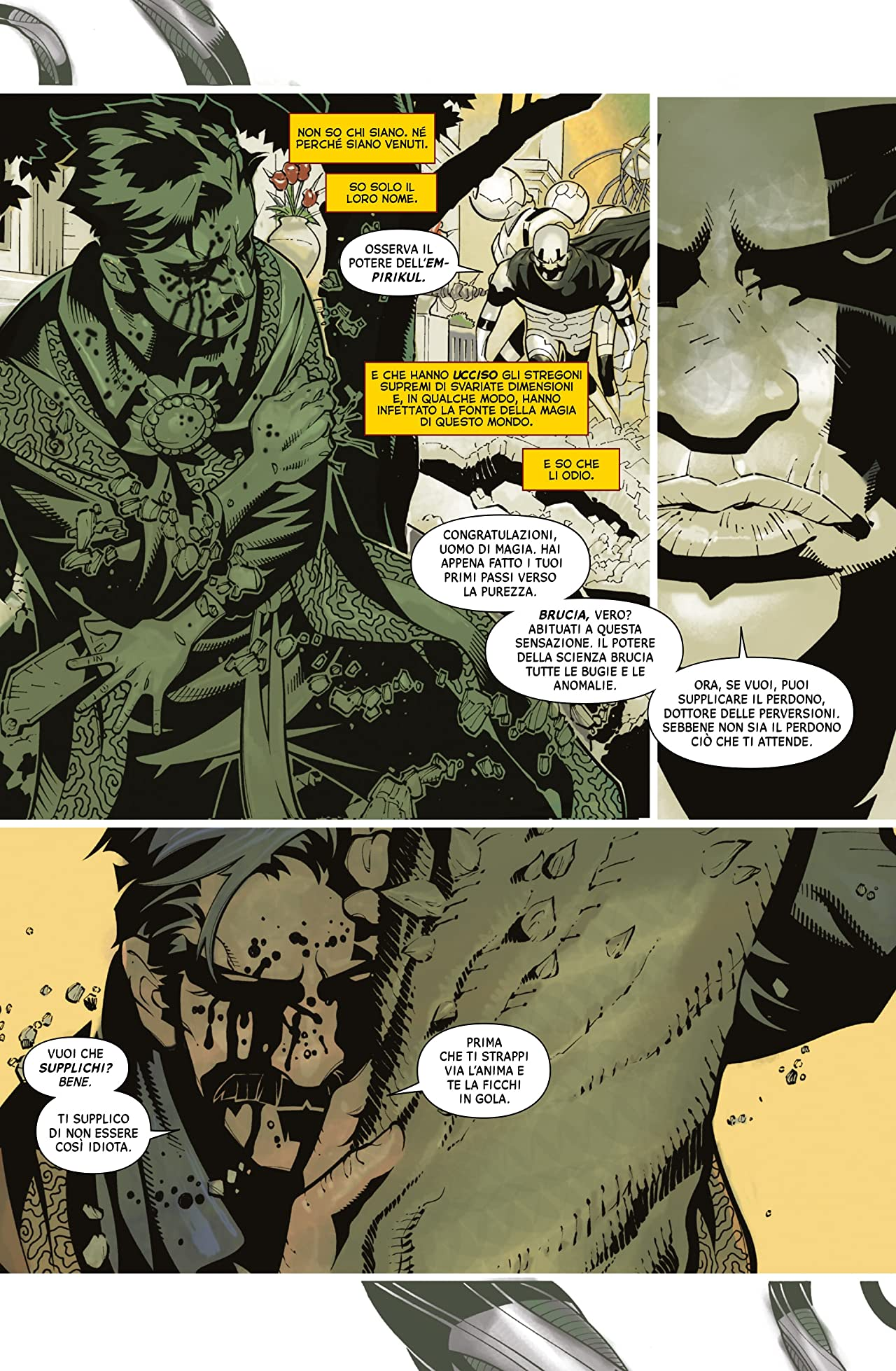 Doctor Strange Vol. 2: Gli Ultimi Giorni Della Magia