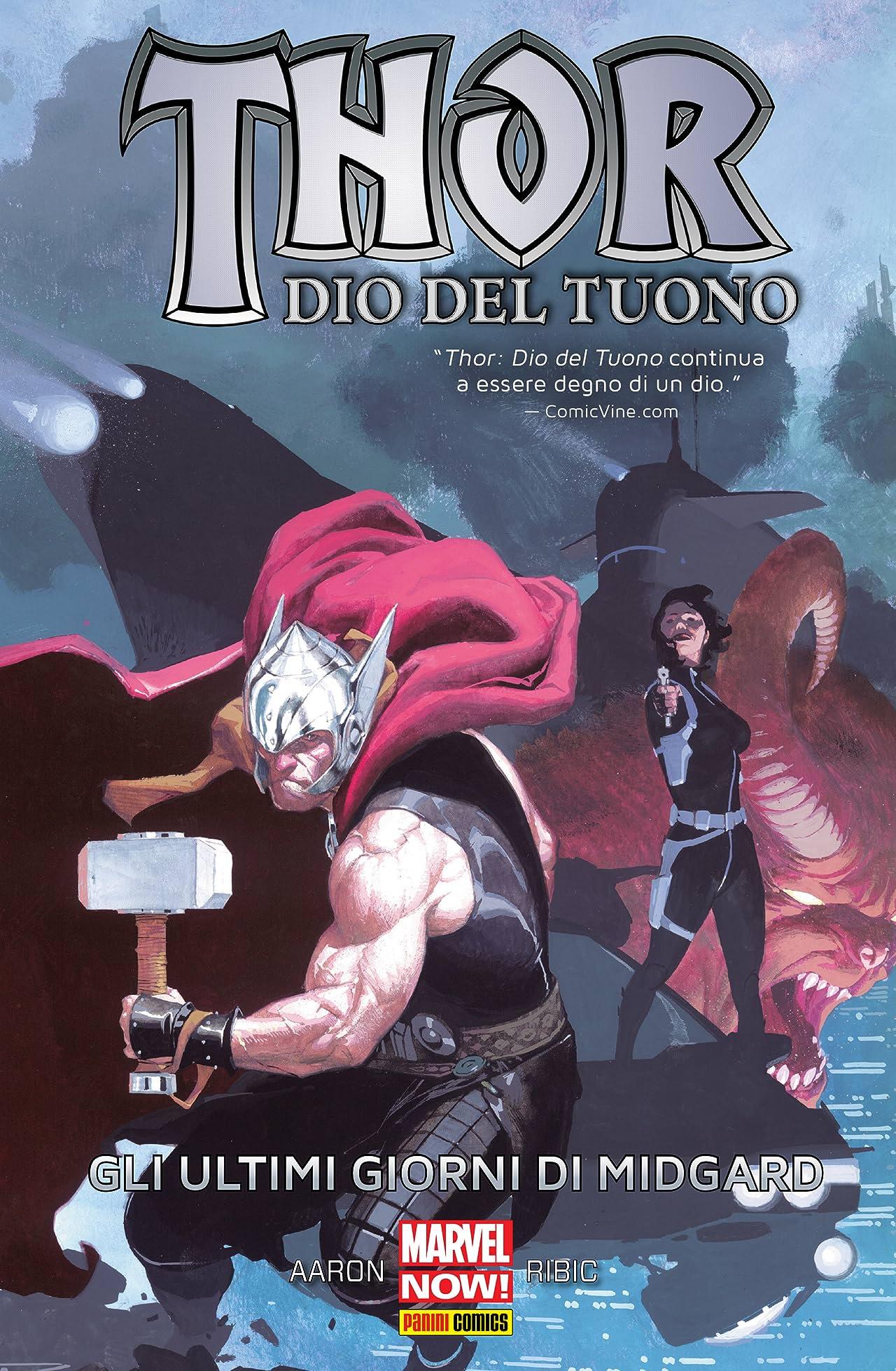 Thor Dio Del Tuono Vol. 4: Gli Ultimi Giorni Di Midgard