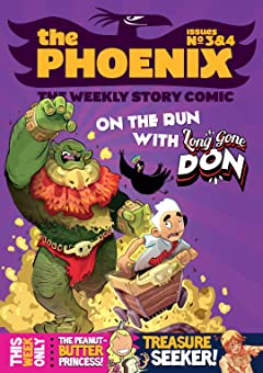 The Phoenix #3 & 4: The Weekly Story Comic (Double Issue)
