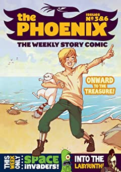 The Phoenix #5 & 6: The Weekly Story Comic (Double Issue)