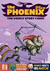The Phoenix #9 & 10: The Weekly Story Comic (Double Issue)