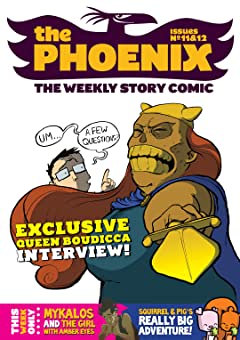 The Phoenix #11 & 12: The Weekly Story Comic (Double Issue)