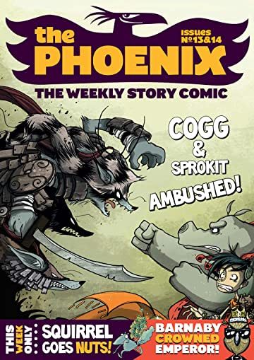 The Phoenix #13 & 14: The Weekly Story Comic (Double Issue)