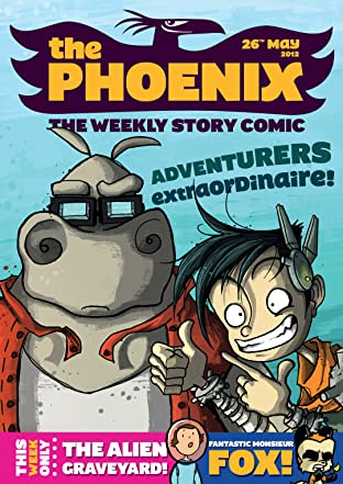 The Phoenix #21: The Weekly Story Comic