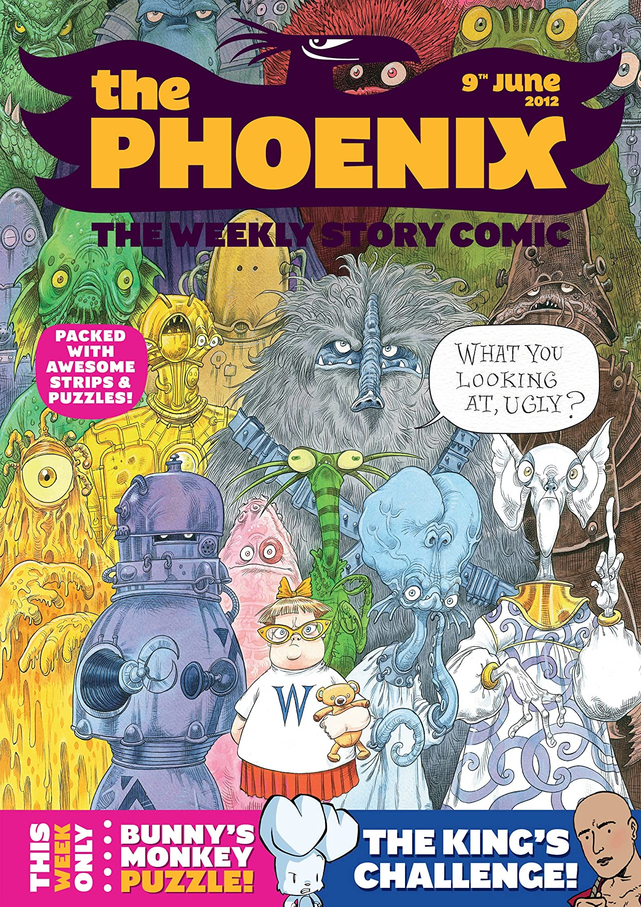 The Phoenix #23: The Weekly Story Comic