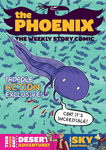 The Phoenix #24: The Weekly Story Comic