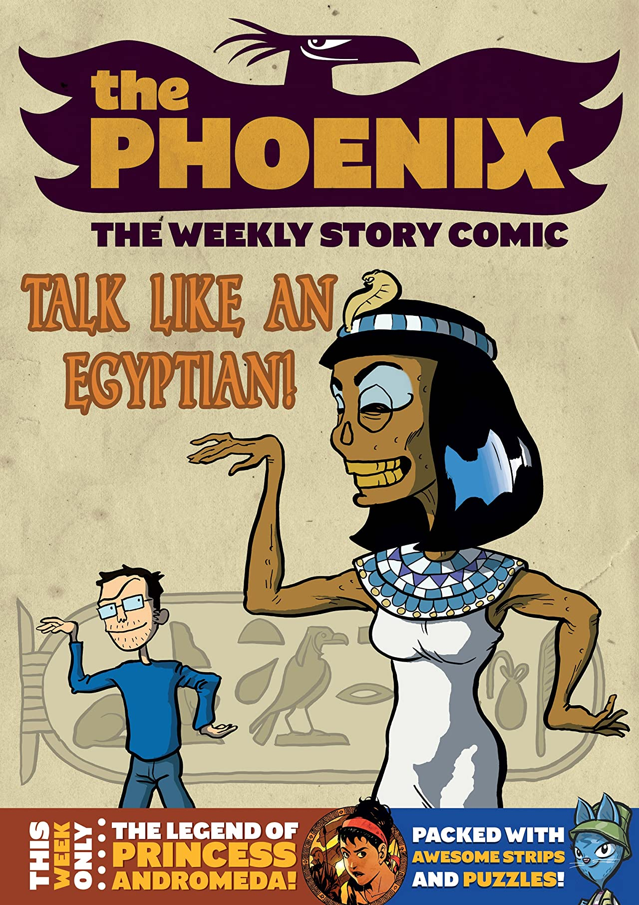 The Phoenix #25: The Weekly Story Comic