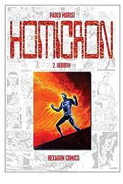 STRANGERS: HOMICRON Vol. 2: Rebirth!