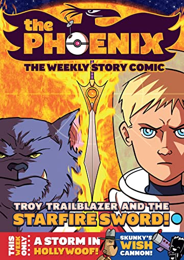 The Phoenix #27: The Weekly Story Comic
