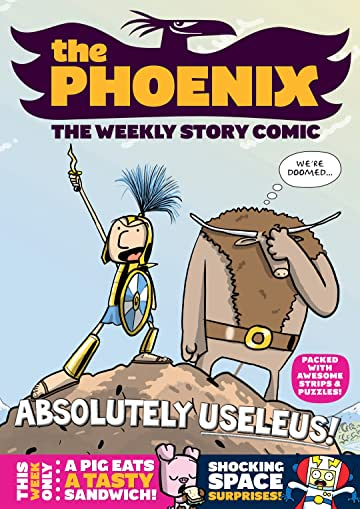 The Phoenix #32: The Weekly Story Comic