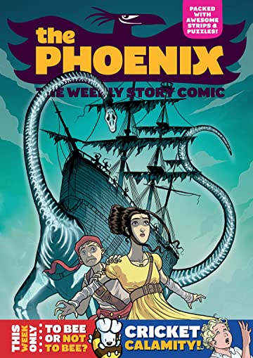 The Phoenix #33: The Weekly Story Comic