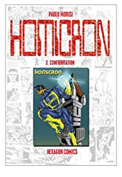 STRANGERS: HOMICRON Vol. 3: Confrontation