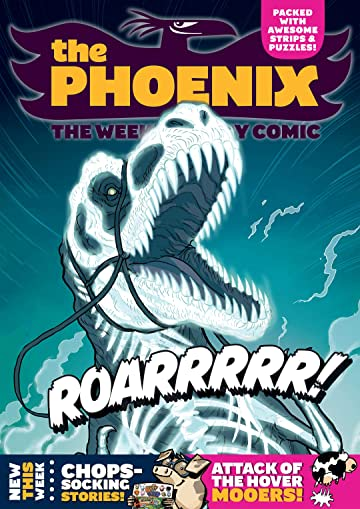 The Phoenix #36: The Weekly Story Comic