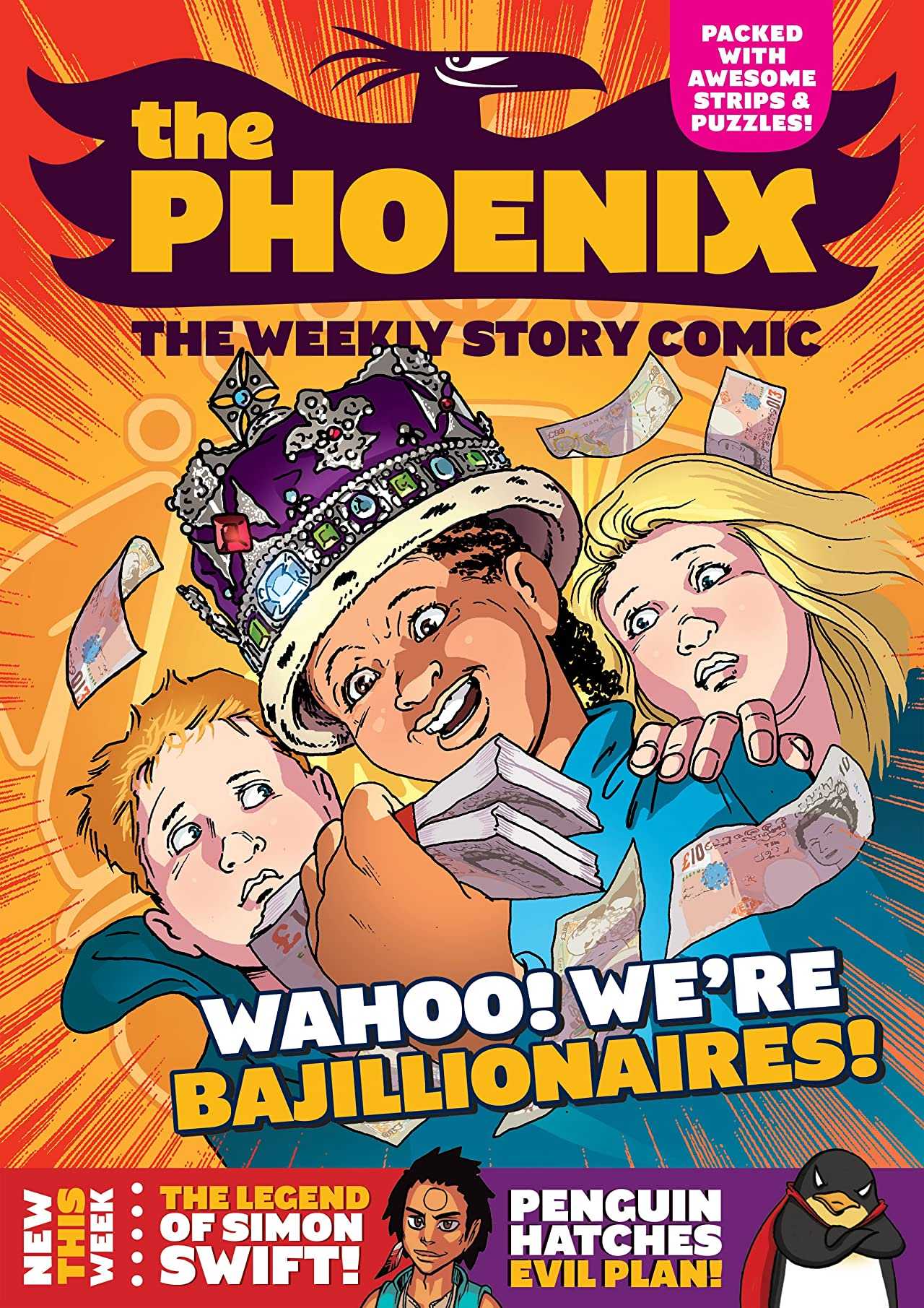 The Phoenix #37: The Weekly Story Comic