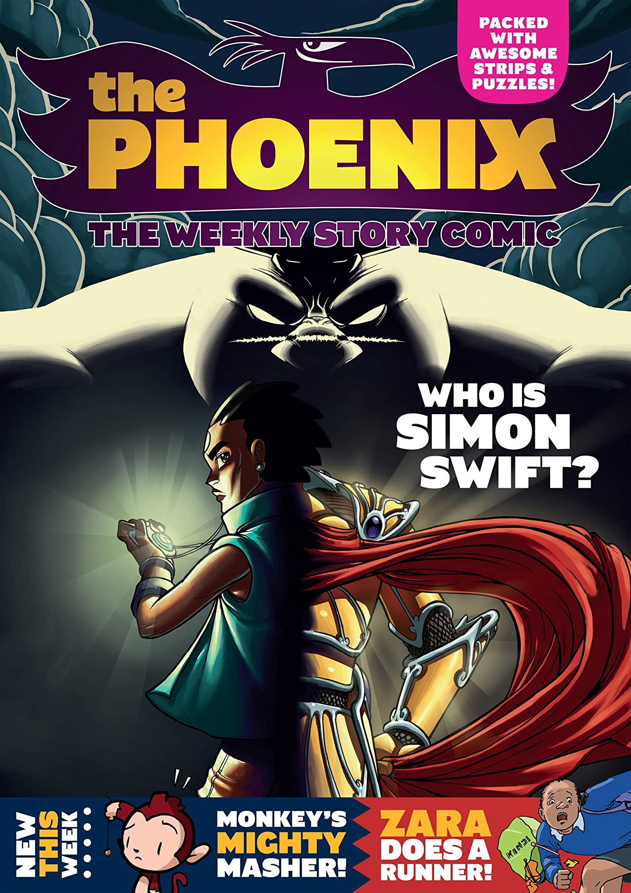 The Phoenix #38: The Weekly Story Comic