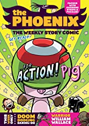 The Phoenix #39: The Weekly Story Comic