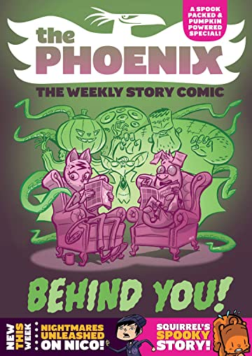 The Phoenix #43: The Weekly Story Comic