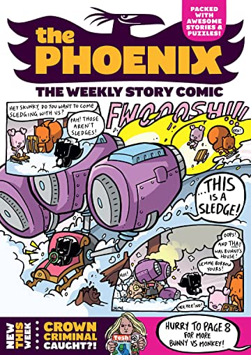 The Phoenix #48: The Weekly Story Comic