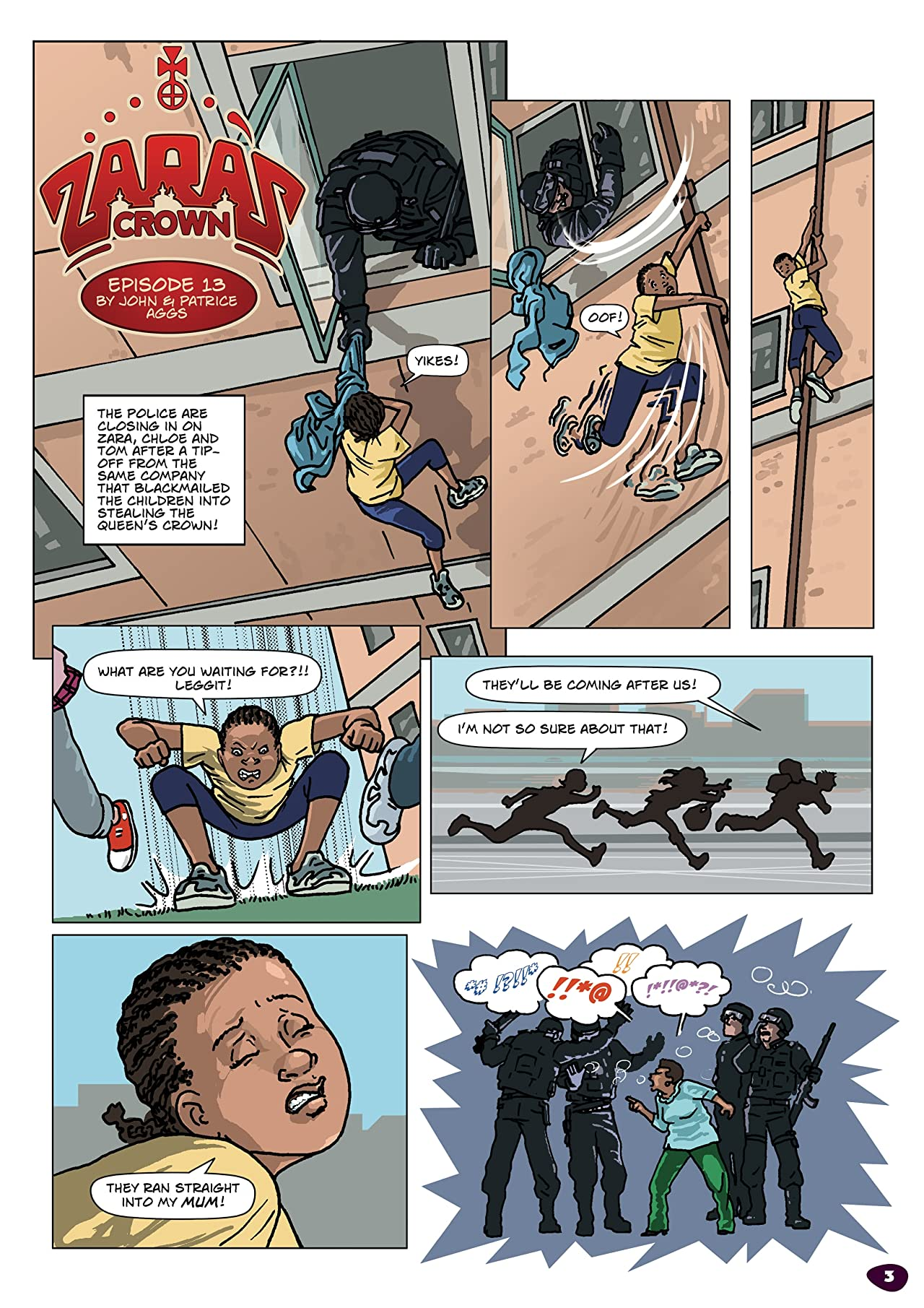 The Phoenix #49: The Weekly Story Comic