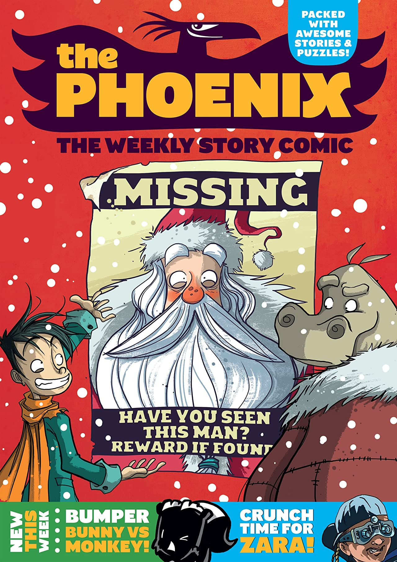 The Phoenix #50: The Weekly Story Comic