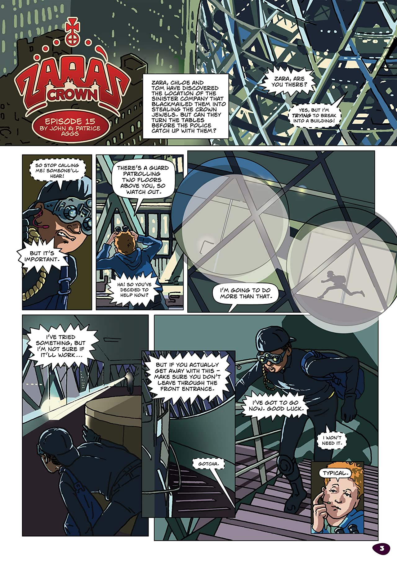 The Phoenix #51: The Weekly Story Comic
