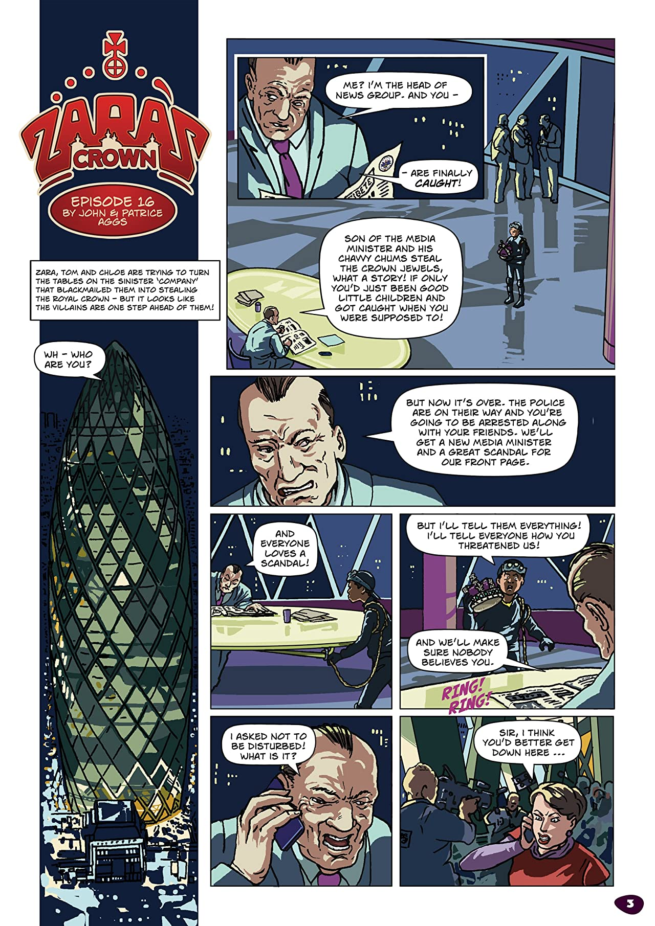 The Phoenix #52: The Weekly Story Comic