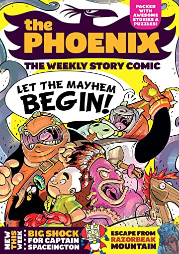 The Phoenix #53: The Weekly Story Comic