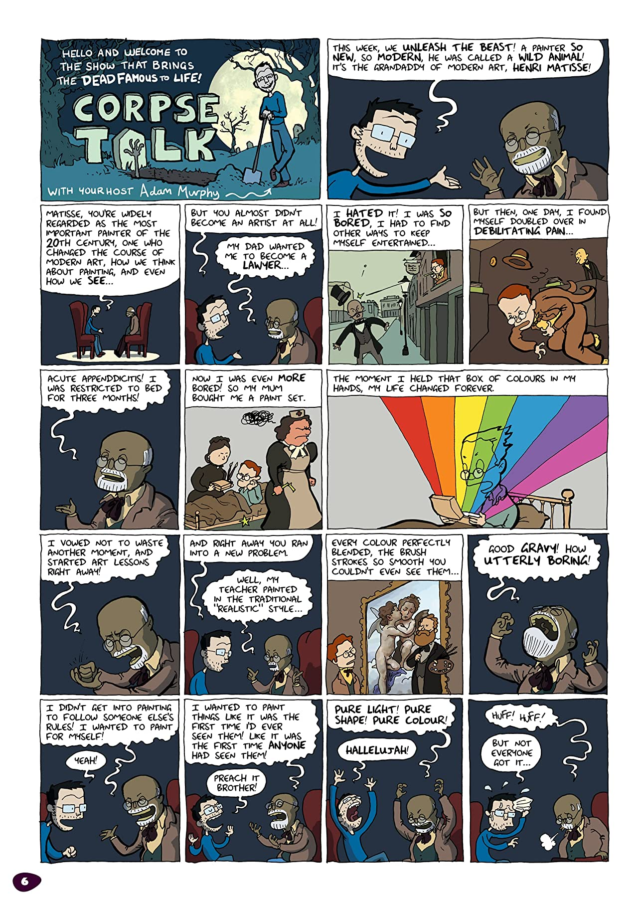 The Phoenix #55: The Weekly Story Comic