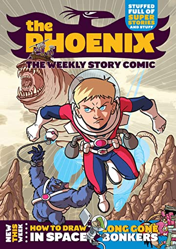 The Phoenix #59: The Weekly Story Comic
