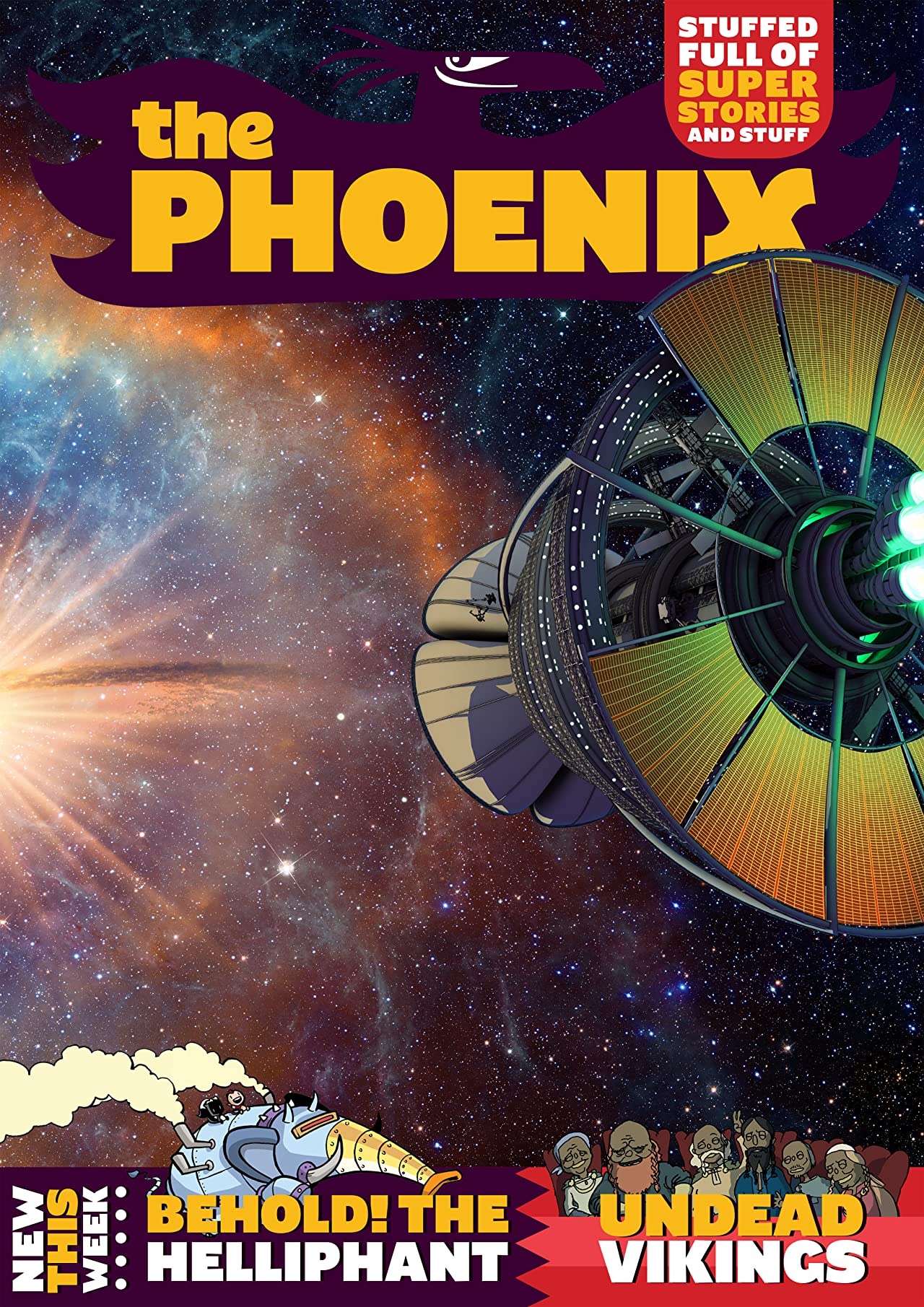 The Phoenix #60: The Weekly Story Comic