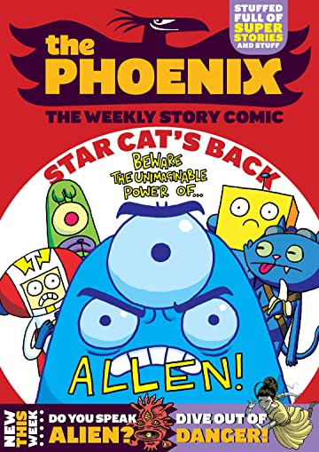 The Phoenix #61: The Weekly Story Comic
